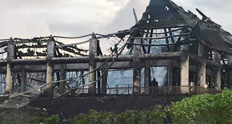 NFA Begins Investigations To The Vale Ni Bose Building Fire