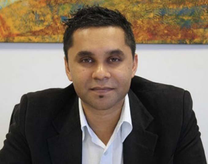 Mr Riyaz Sayed-Khaiyum.