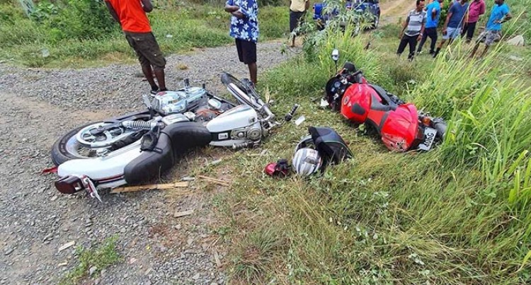 FMA Pleads Motorists To Exercise Caution As Drunk Driver Crashes Into 3 Motorcyclists