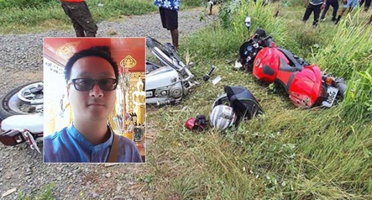 Biker Dies In Lautoka Hospital