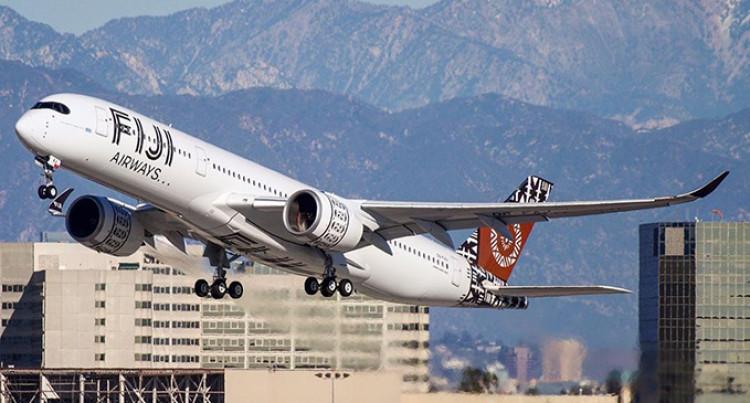 Second A350 Arrives, Cuts Carbon Footprint