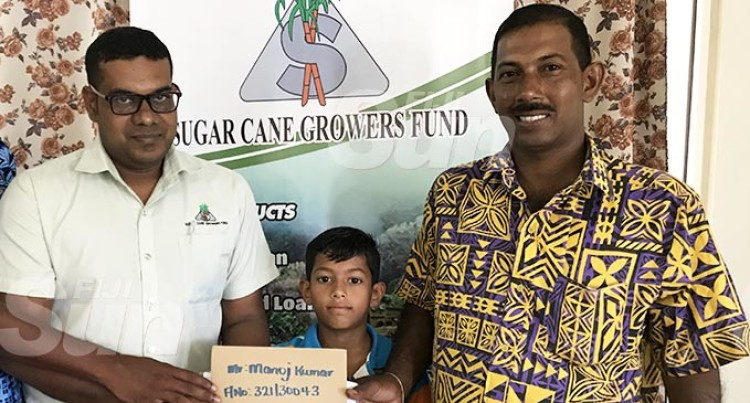 Farmer Receives $3K From FijiCare