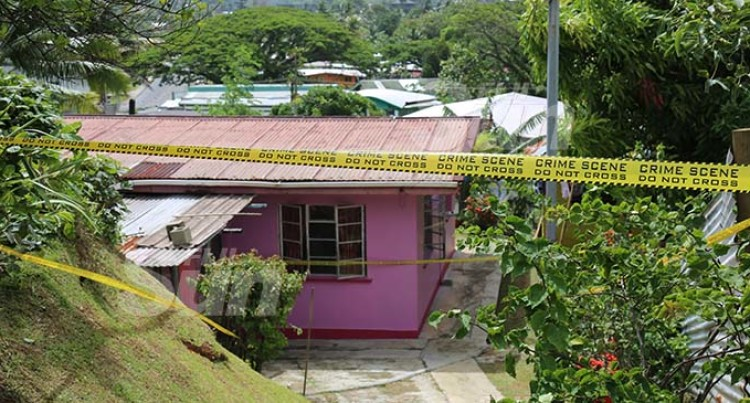 Man Allegedly Kills Wife, Surrenders