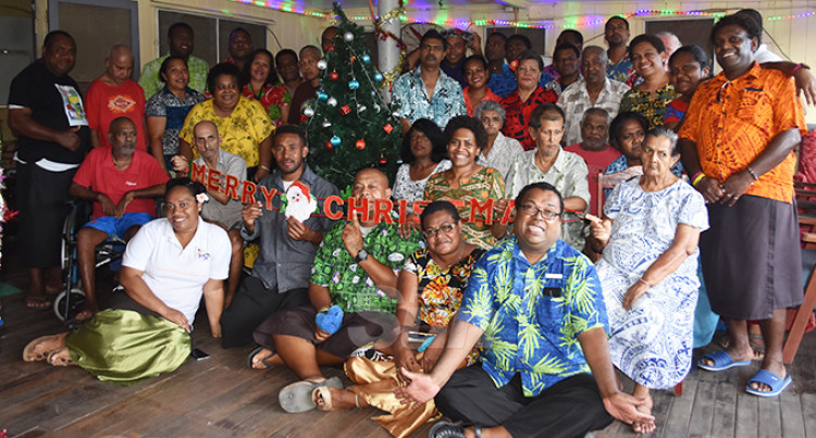 Minister For Women Hosts A Surprise Party For Golden Age Home Staff