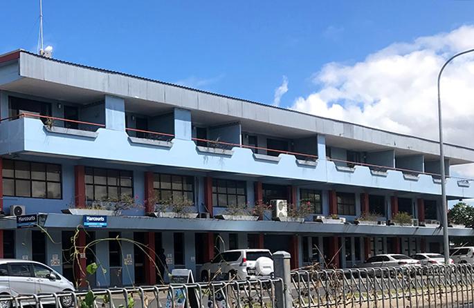 Rosie Travel Group headquarters beside Santok Plaza in Martintar, Nadi. Photo: Charles Chambers