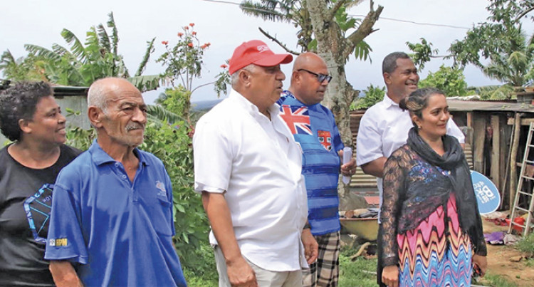 Government Engineers To Visit Homes In Vunivivi