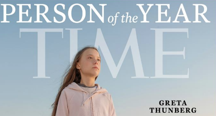 Greta Thunberg, Named Time Magazine's '2019 Person Of The Year', Youngest Till Date