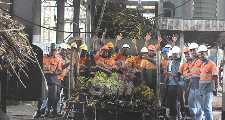 Labasa Mill Ends Crushing Season, Mill Closed