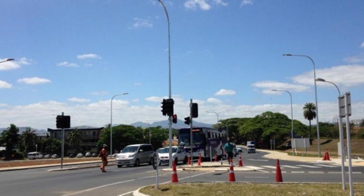 Traffic Signals In Nadi To Be Operational By January 2020