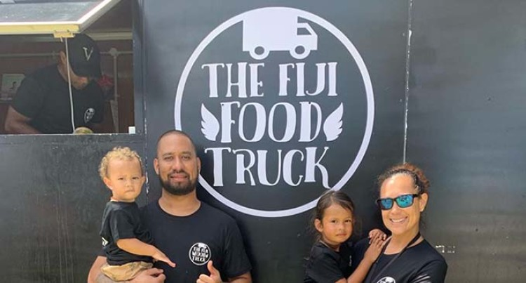 Fiji's First Food Truck Hits Suva