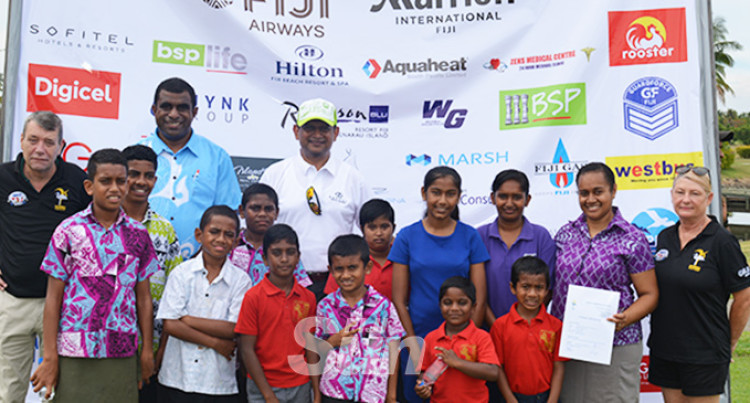 Denarau Golf Backs Orphanages