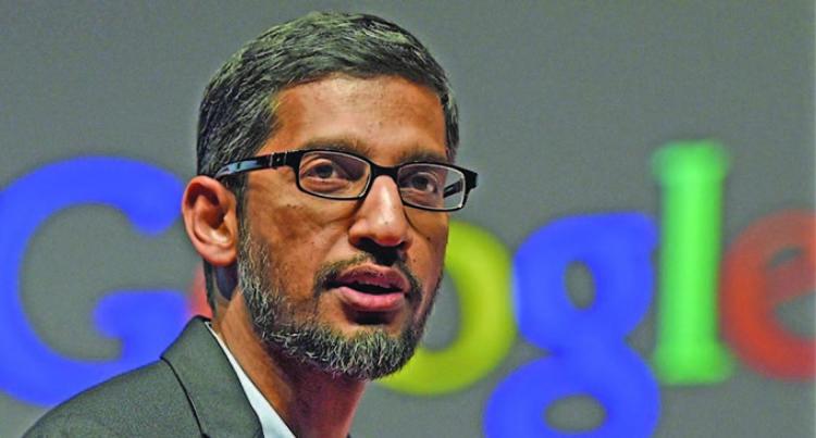 Top Online Tech Giant CEO Was In Fiji