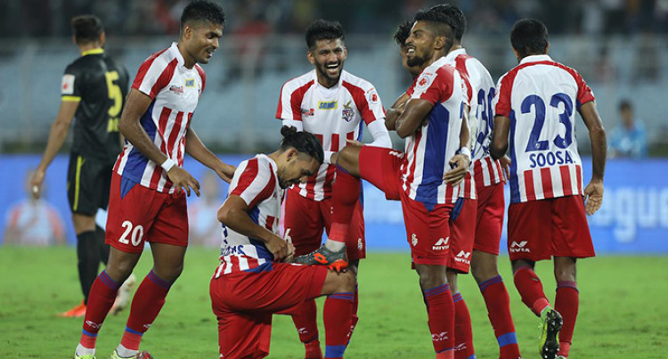 Roy Krishna Nominated For Indian Super League's Hero of the Month