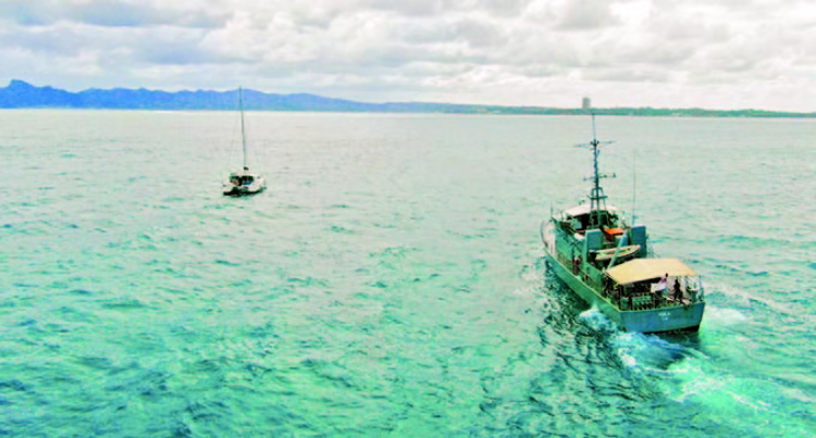 RFNS Kula Decommissioned After 25 Years