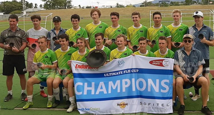 IFG NSW U18 Win Final