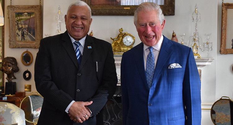 Prince Charles Invited For Fiji's 50th Anniversary Celebrations Next Year