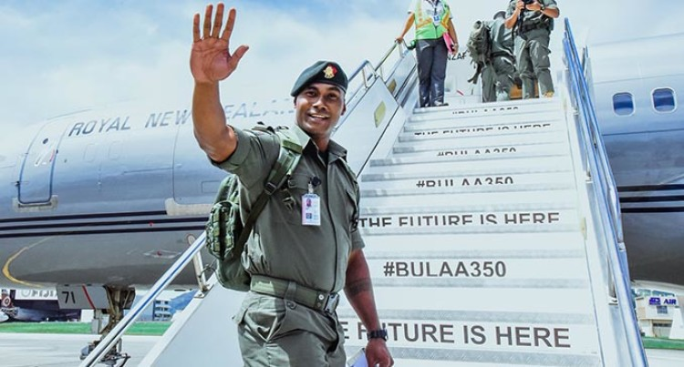 Troops Ready To Do Fiji Proud In Australian Humanitarian Mission