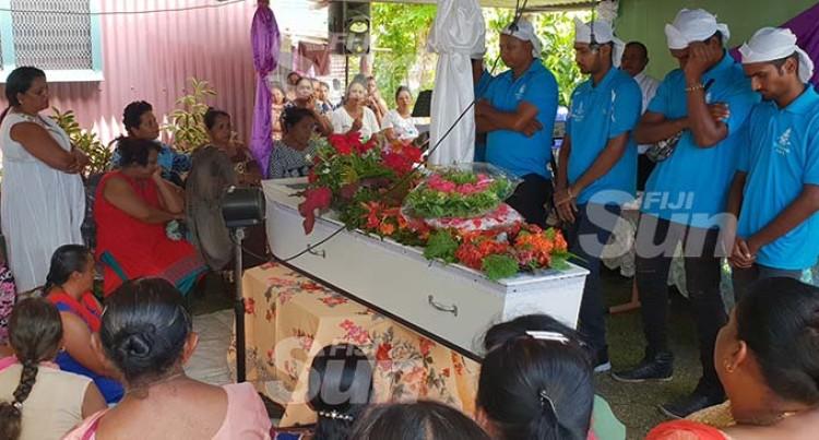 Topline Tragedy: Police Treating Case As Alleged Murder, Victim Laid To Rest
