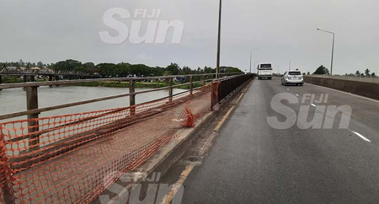 Pedestrians Call For Quicker Action To Mend Bridge Fence