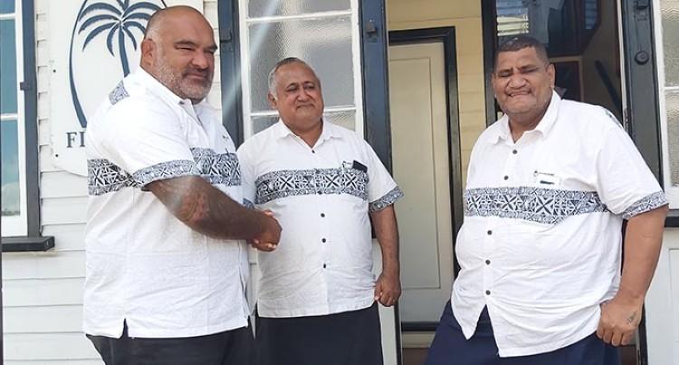 Simon Raiwalui Plots Fiji Rugby's Future