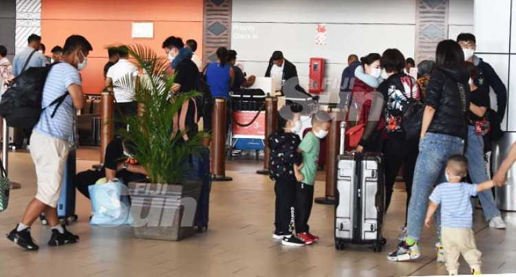 Fiji Records 678 Visitor Arrivals For April, Compared To 76,813 In 2019