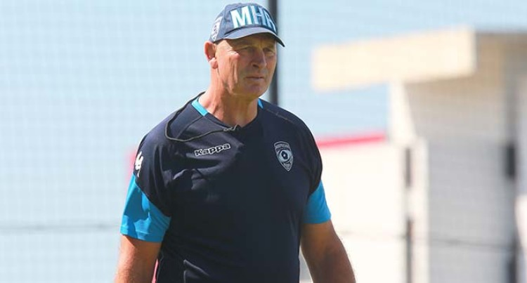 Vern Cotter Is New Flying Fijians Head Coach
