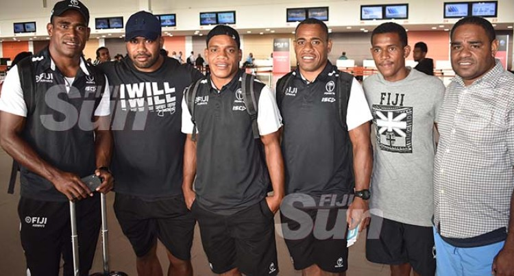 Fijian 7s Side To Have Scrimmage Sessions With Spain