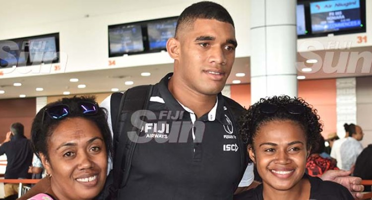 Meli Proud To Lead Fijian 7s Side In Hamilton