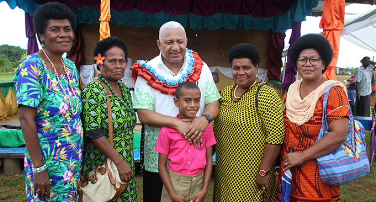 PM Bainimarama Opens Teachers' Quarters He Promised Staff Back In 2017