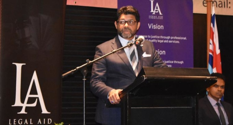 Treat People With Respect, Dignity, A-G Tells Legal Aid Lawyers