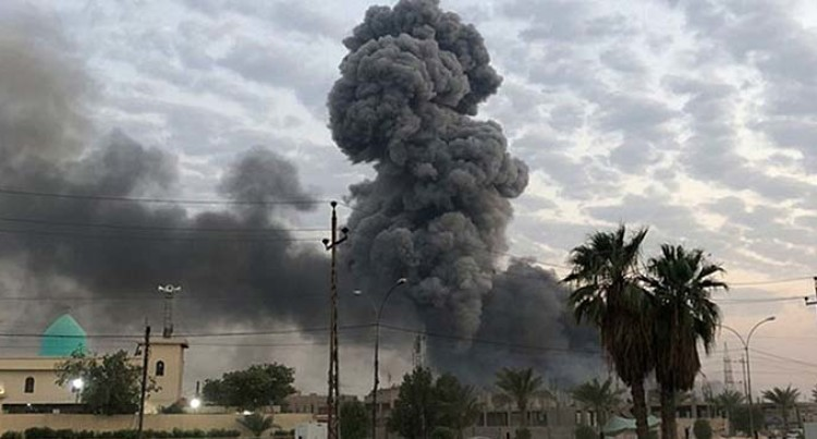 Iran Attacks U.S.-Iraqi Bases