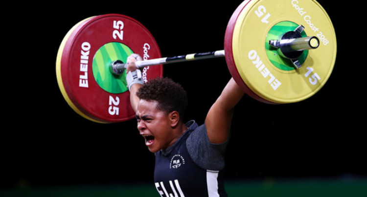 30 Lifters, New Gym In Levuka