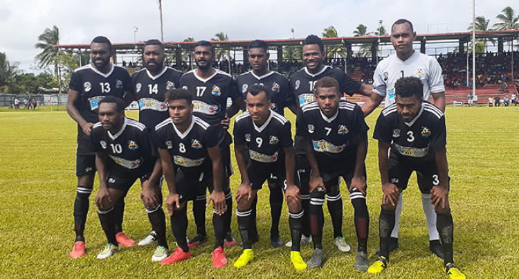Ba FC Set Focus On O-League