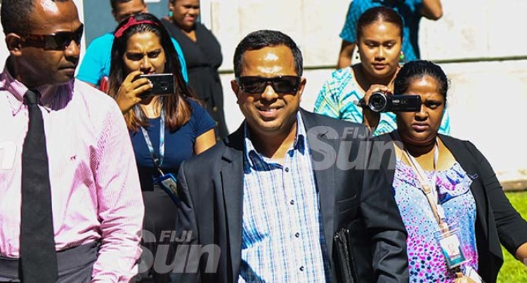 Former Fijian Holdings Boss Fareed Faces Three Counts, Granted Bail