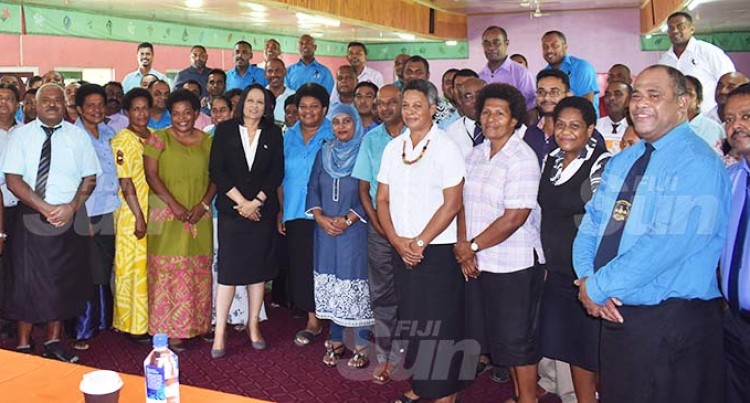 Don't Play Politics, Akbar Tells School Heads At Sigatoka Meeting