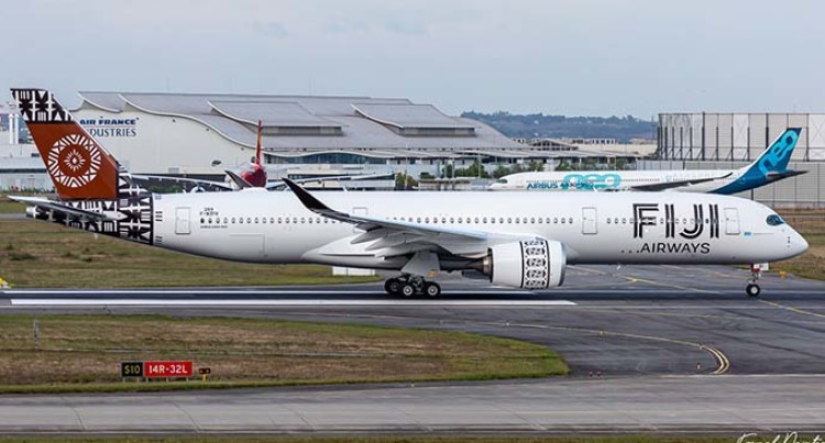 Fiji Airways In Top 10 On-Time Performance For Asia-Pacific