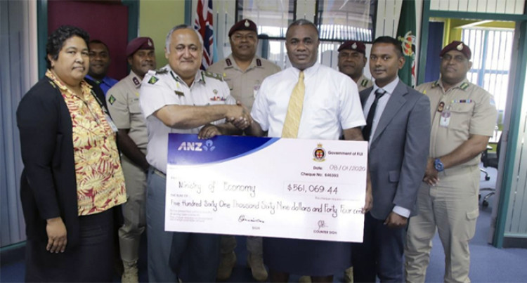 Fiji Corrections Service Remits $561,069 Back To Government