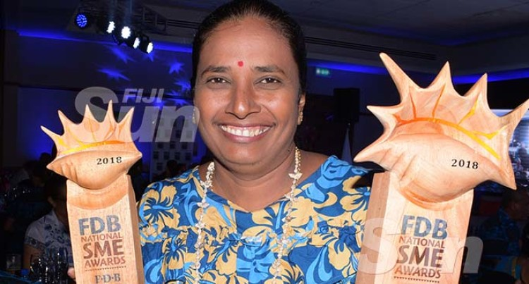 Former Cleaner To A Successful Double Award Winning Businesswoman