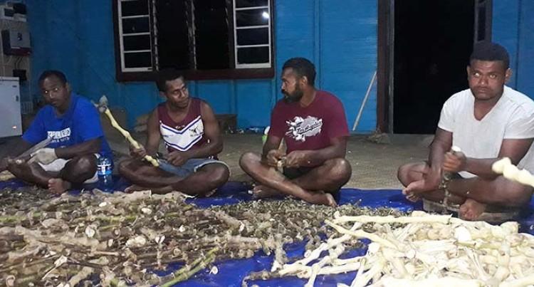 Yaqona Farmer Laments Loss Of Crops