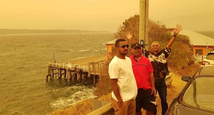 Fijians Safe As Australia Burns