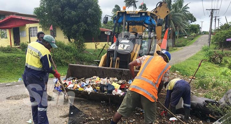 Ratepayers: Residents Partly To Blame For Rubbish Pile Up