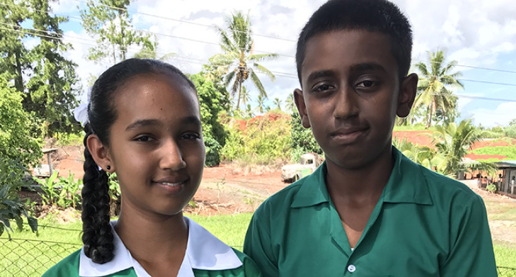 Valebasoga Public School Head Prefects Confident Of Their Responsibilities