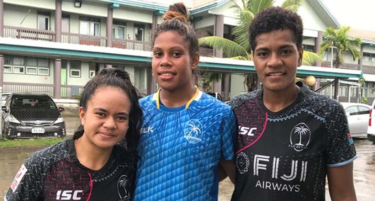 4 Reps Called Up For The Fijiana