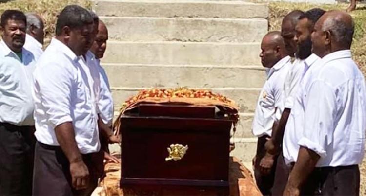 Hundreds Farewell The Late Adi Litia Kaunilotuma