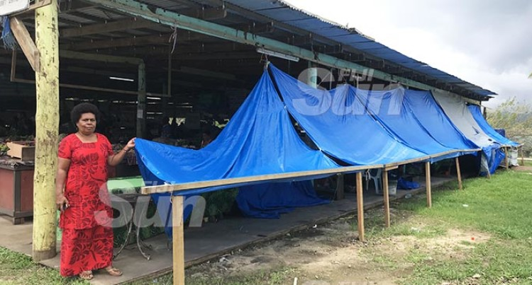 Savusavu Market Vendors Hoping For A Better Shelter