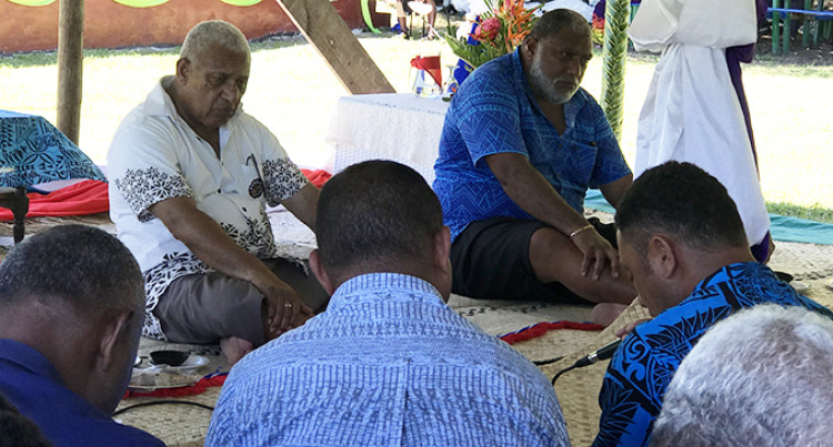 Ratu Wiliame Asks PM For A New Police Post For Naduri