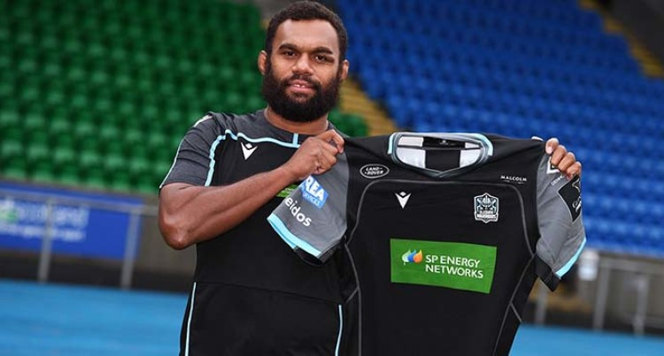 Nakarawa: Glasgow Warriors Is 'Home Away From Home'