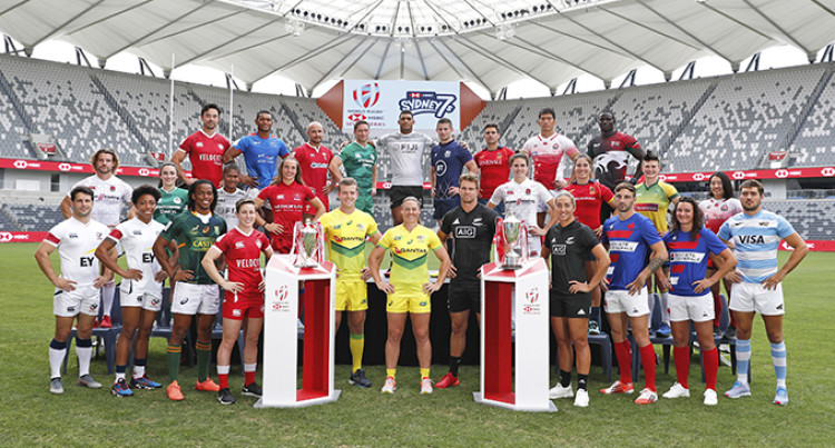 Sydney Sevens: Never Say Die