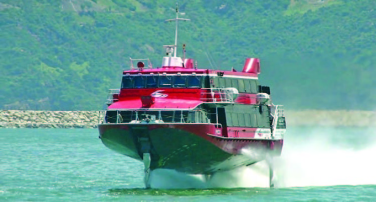 Goundar Flies In Experts For Advice On Fast Ferries