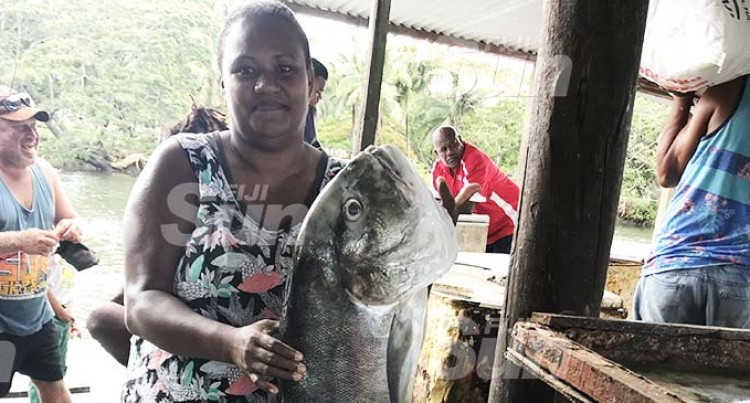 Mother Of Three Supports Family With Fish Sales Income